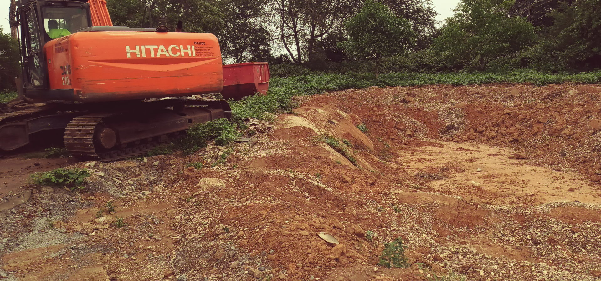 Abrissunternehmen Rückbau