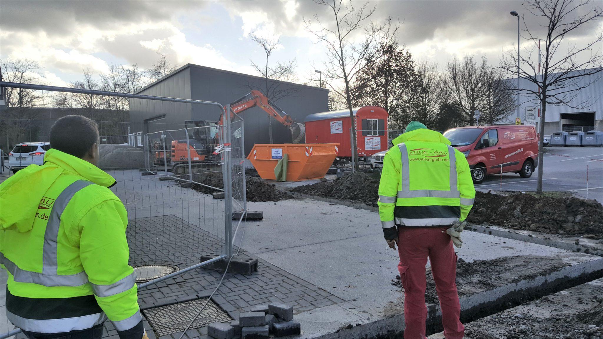 Abbruchunternehmen Duisburg NRW