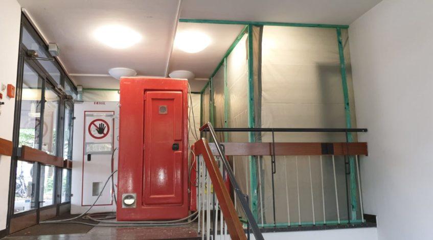 Asbest Sanierung