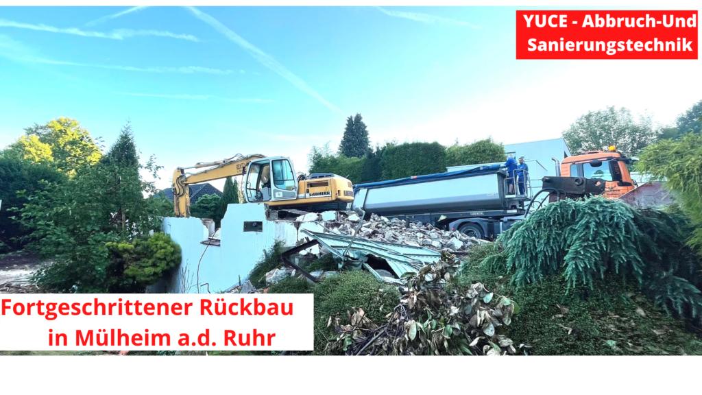 Abbruchunternehmen NRW YUCE