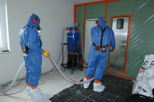 Schadstoffsanierung Sanierung
